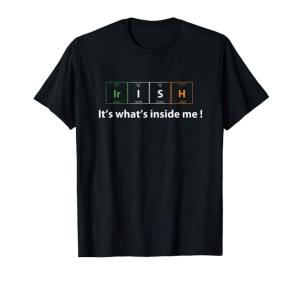 Irish Elemental shirt