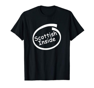 Scottish Inside shirt