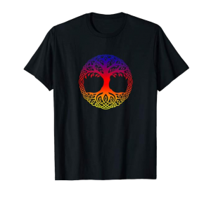 Tree Of Life Rainbow shirt